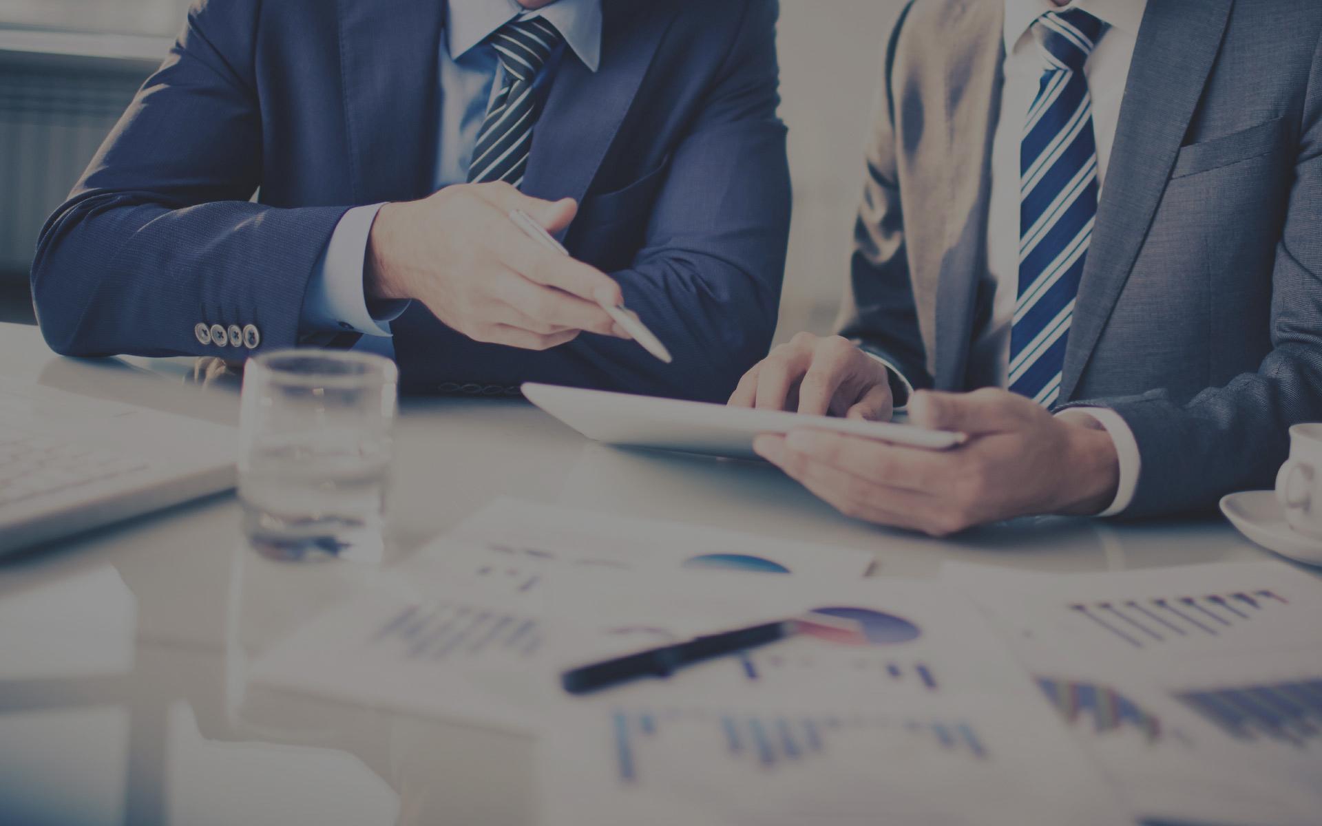 Servicio profesional de Consultoría Financiera Integral